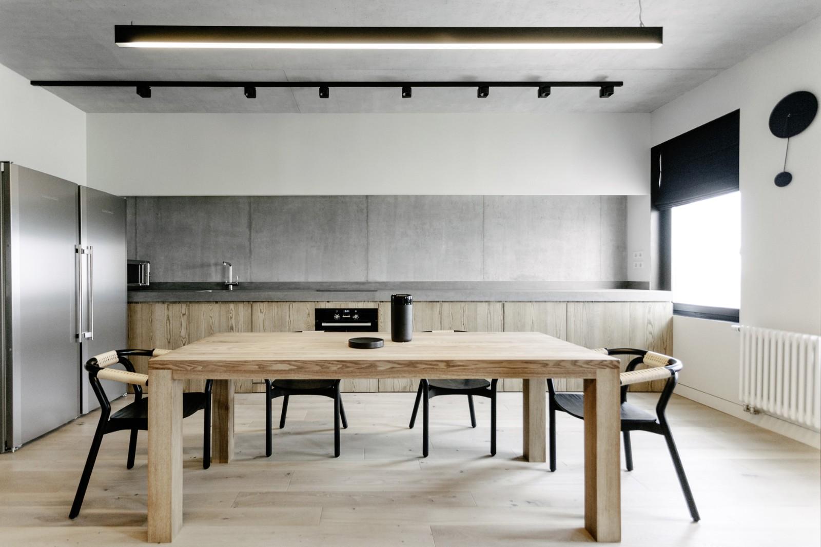 2021工业餐厅效果图 2021工业餐桌装修图片