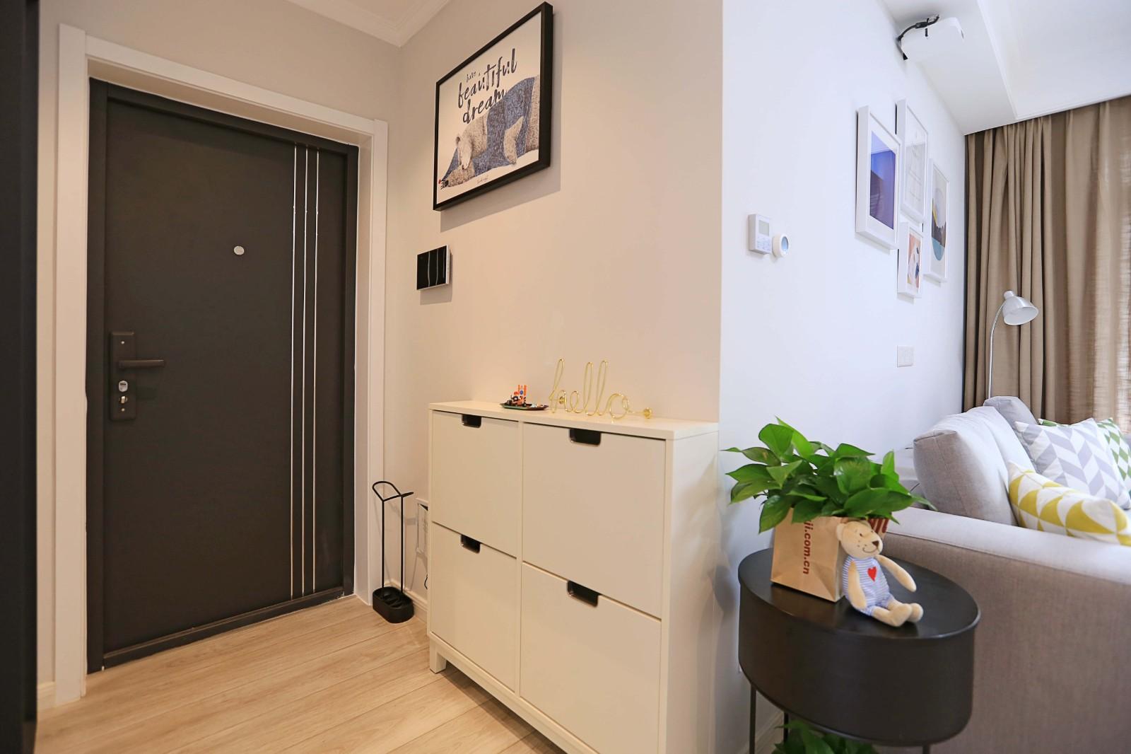 3室2卫2厅111平米北欧风格