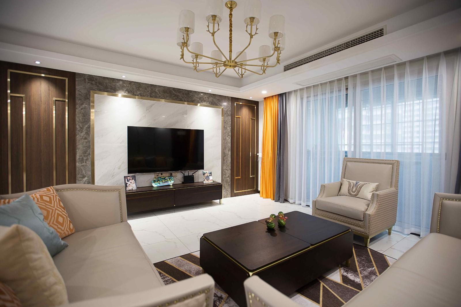4室2卫2厅现代风格