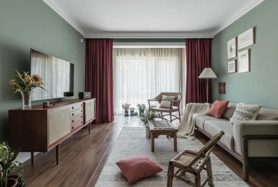 2021田园90平米装饰设计 2021田园套房设计图片