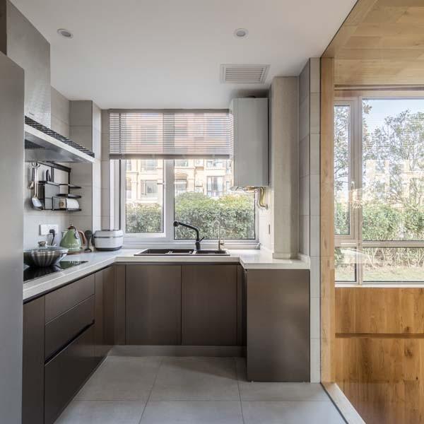 2021北欧厨房装修图 2021北欧厨房岛台装饰设计