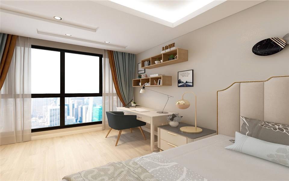2021现代卧室装修设计图片 2021现代梳妆台装修设计