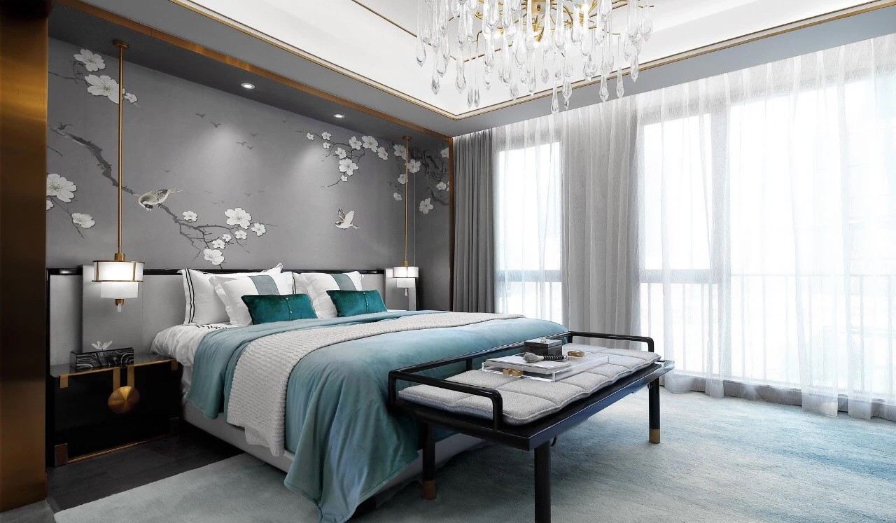 2021简单110平米装修设计 2021简单三居室装修设计图片