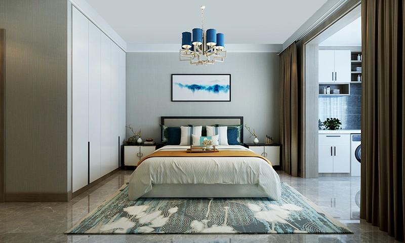 2021简约起居室装修设计 2021简约灯具图片