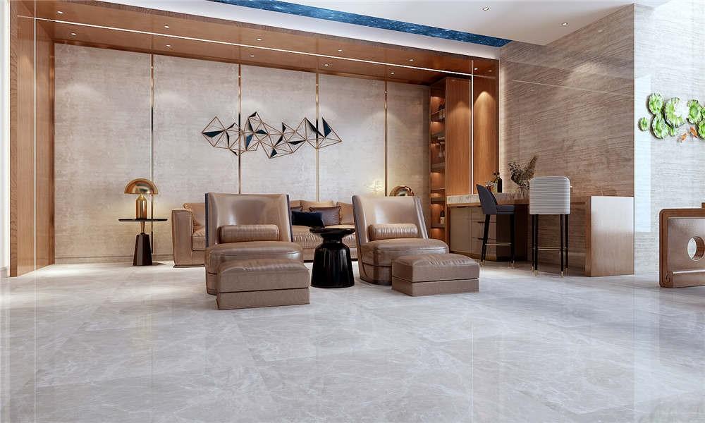 天齊奧東花園別墅新中式風格設計