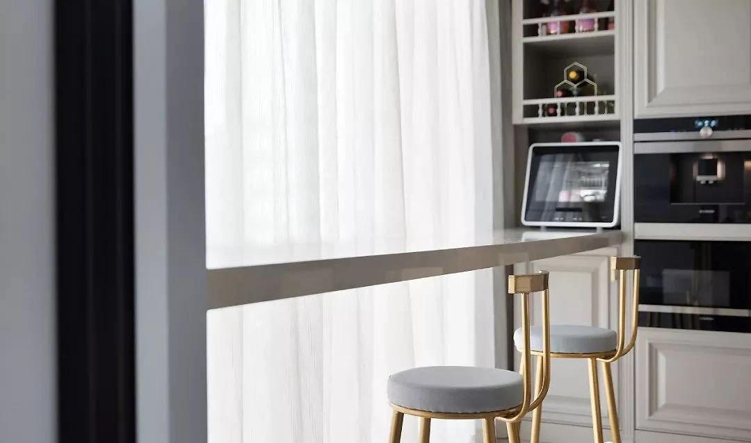 2021法式客厅装修设计 2021法式窗台图片
