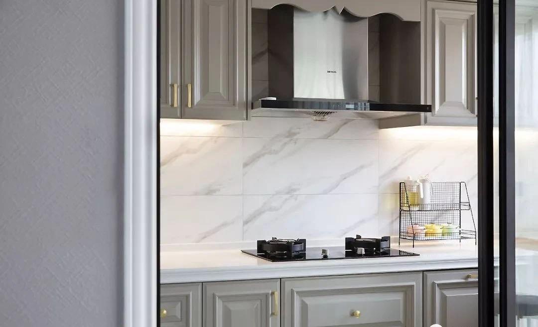 2021法式厨房装修图 2021法式橱柜装修设计