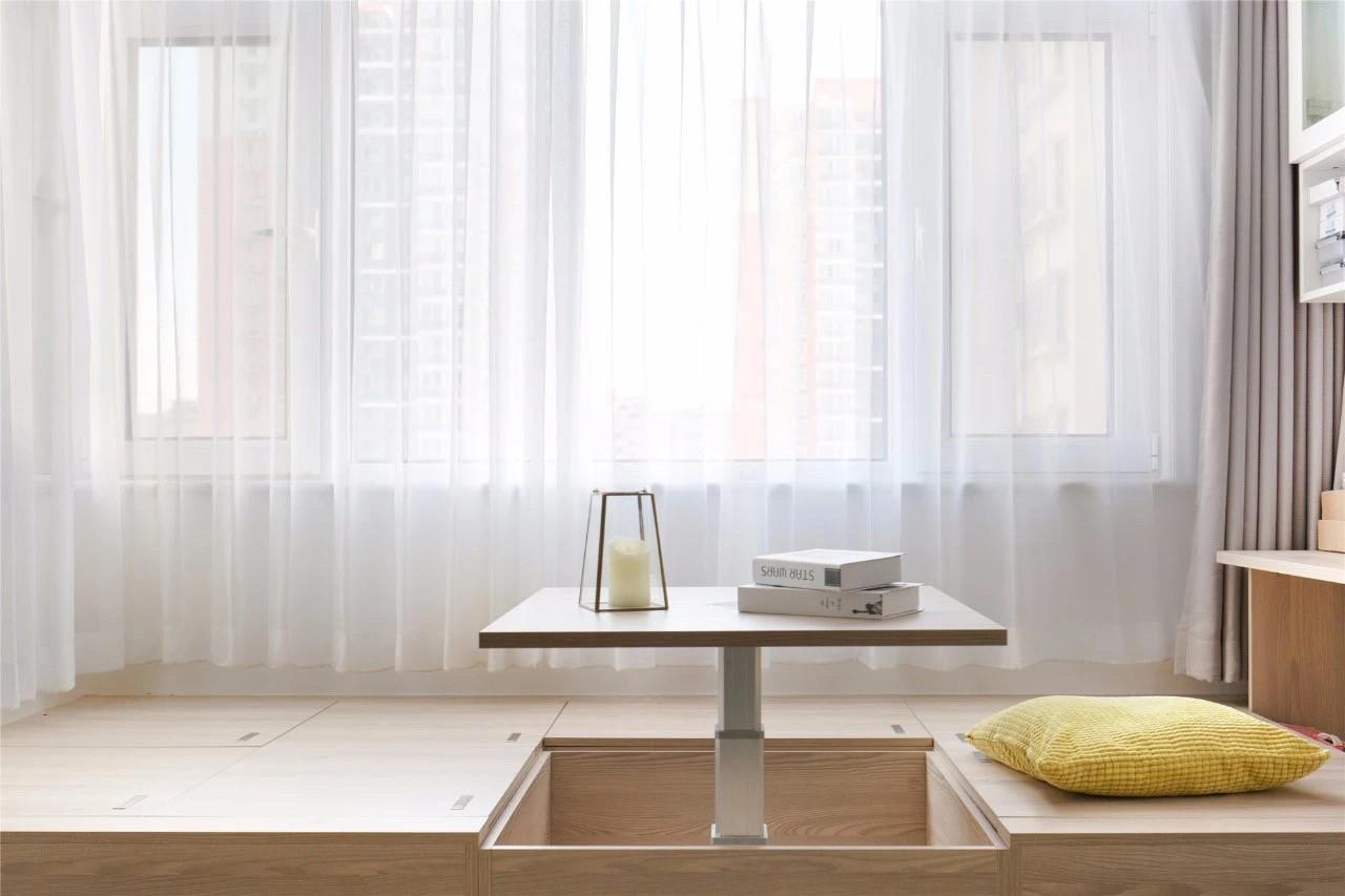 2021北欧客厅装修设计 2021北欧窗台图片