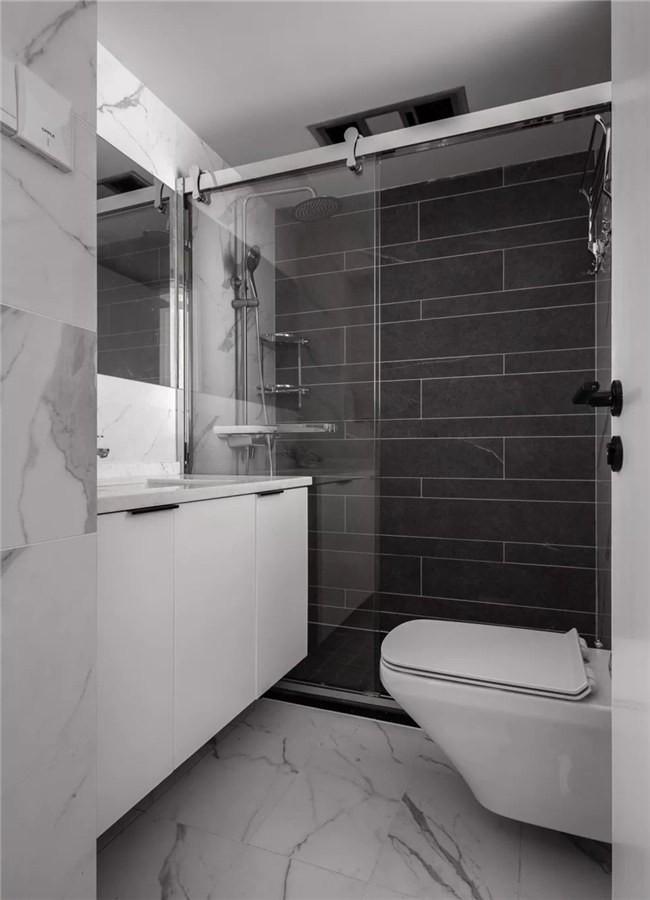 2021日式卫生间装修图片 2021日式淋浴房装修设计图片