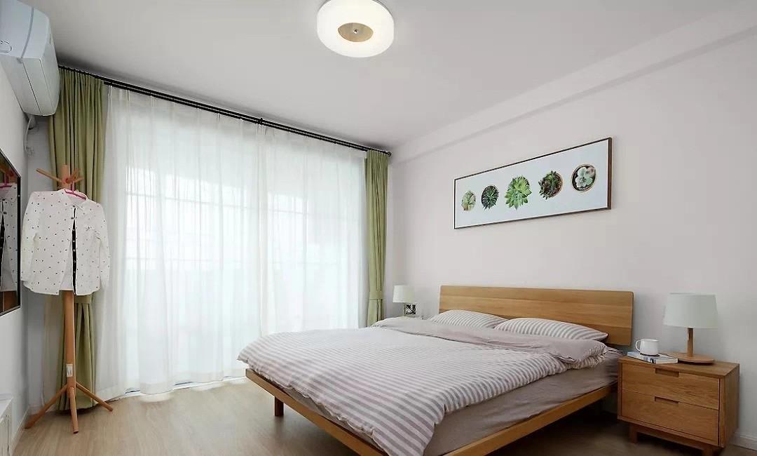 2021日式卧室装修设计图片 2021日式地板装饰设计