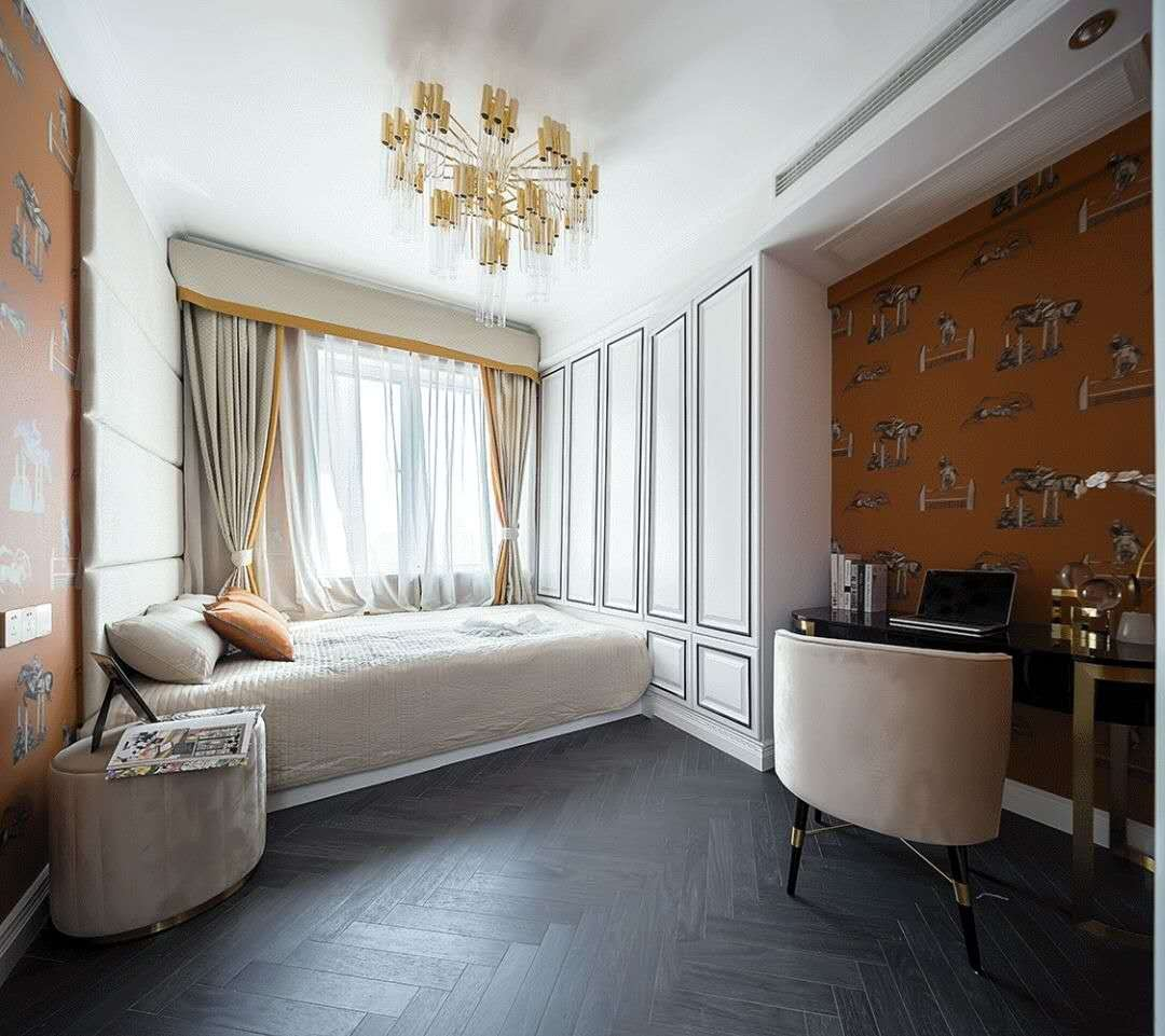 2021简约卧室装修设计图片 2021简约灯具装饰设计