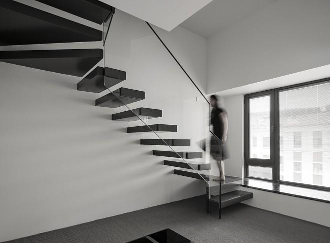 2021简约客厅装修设计 2021简约楼梯装修设计
