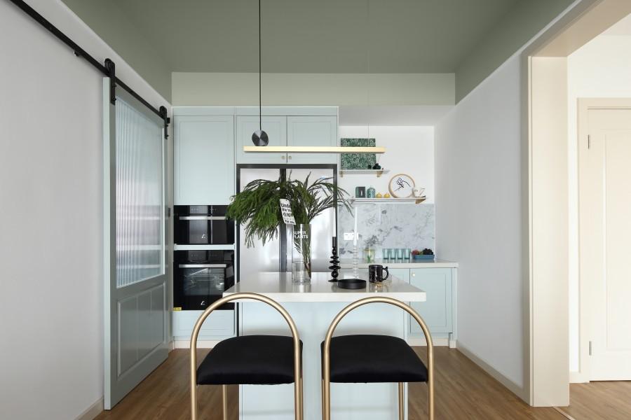 2021宜家厨房装修图 2021宜家橱柜装修效果图片