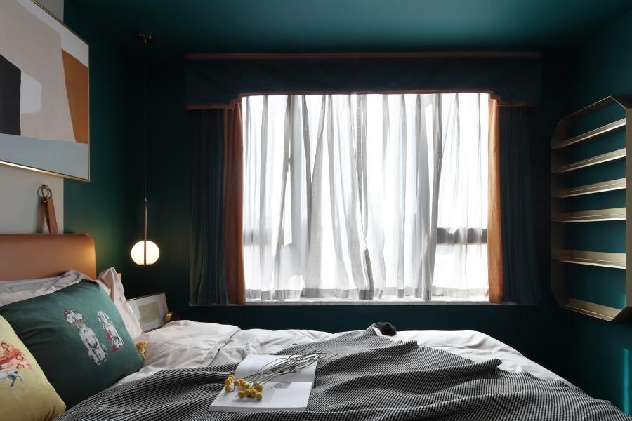 2021混搭卧室装修设计图片 2021混搭窗台装修设计图片