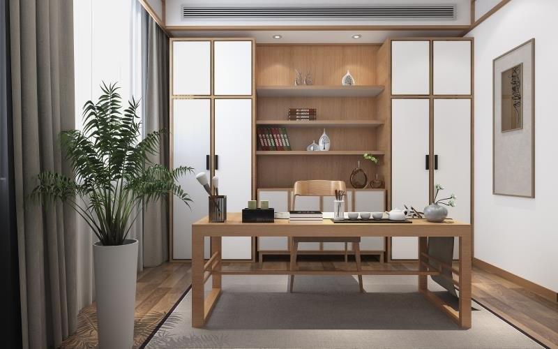 2021日式阳光房设计图片 2021日式茶几效果图