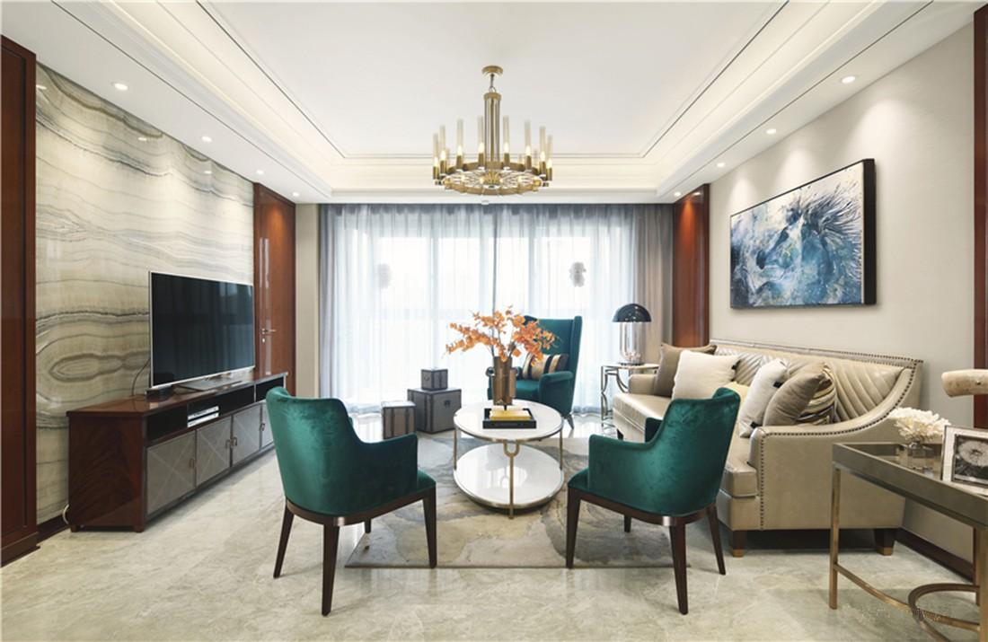 2021古典150平米效果圖 2021古典四居室裝修圖
