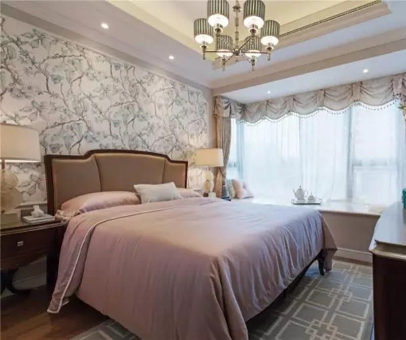 2021地中海卧室装修设计图片 2021地中海背景墙装饰设计