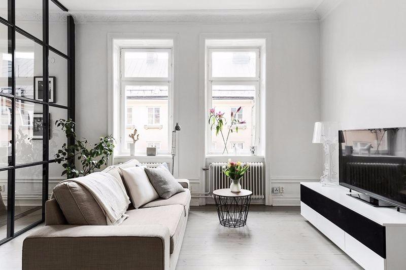 4室2卫3厅100平米现代简约风格