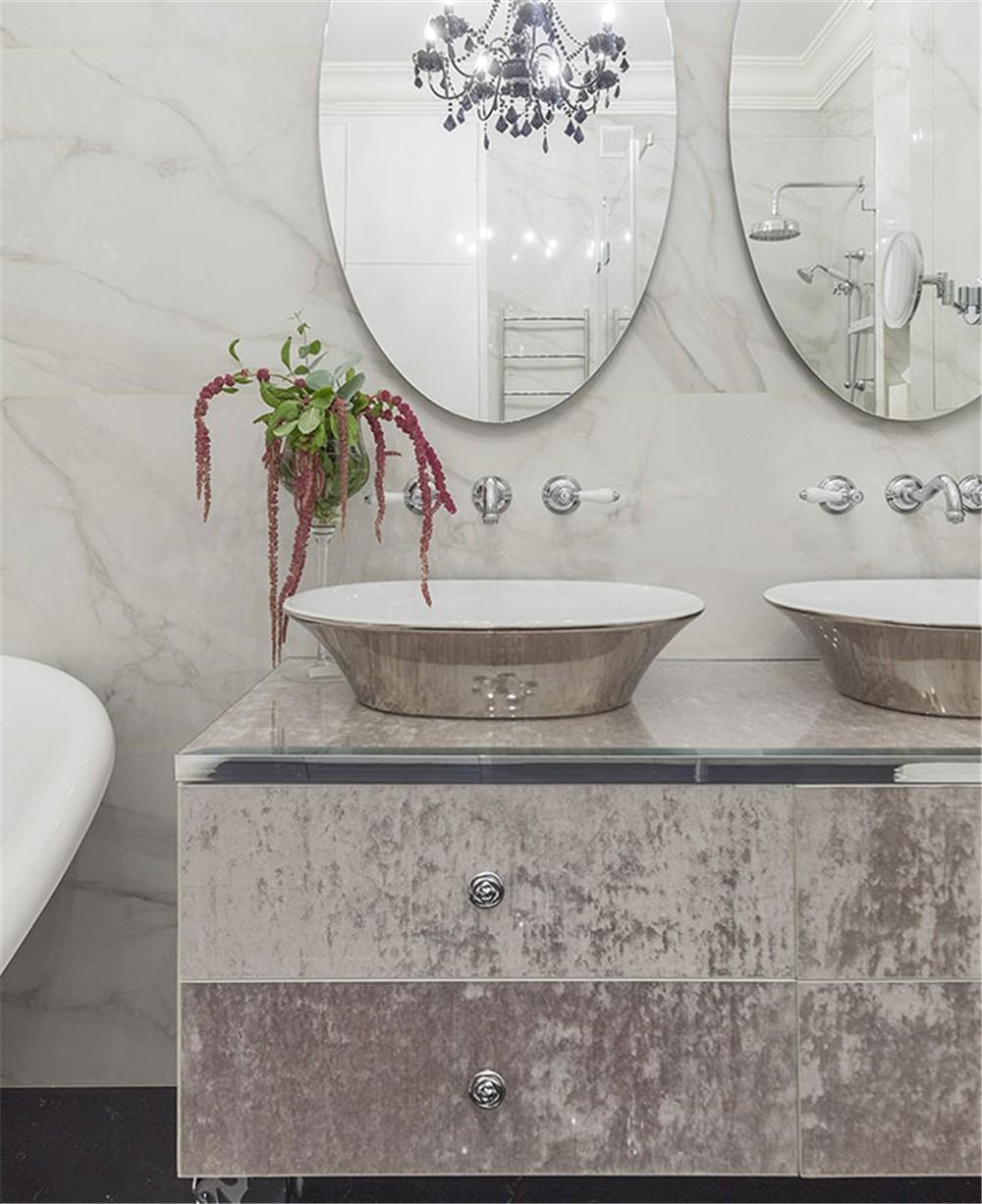 2021现代浴室设计图片 2021现代浴室柜装修图