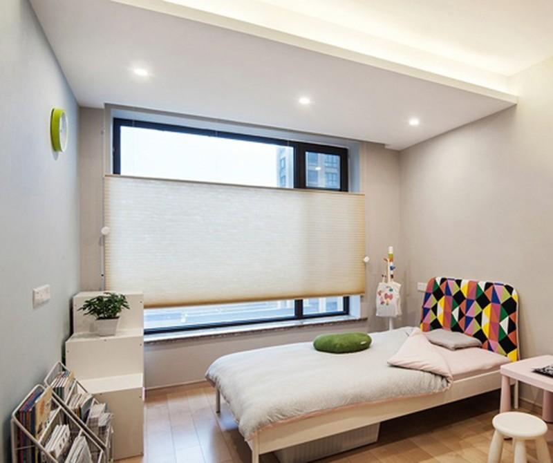2021简单儿童房装饰设计 2021简单背景墙装修图