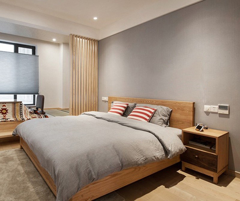 2021简单卧室装修设计图片 2021简单背景墙装饰设计