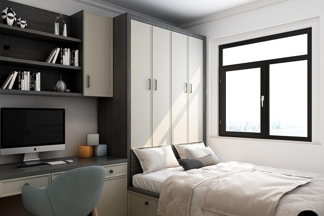 2021简欧110平米装修设计 2021简欧公寓装修设计