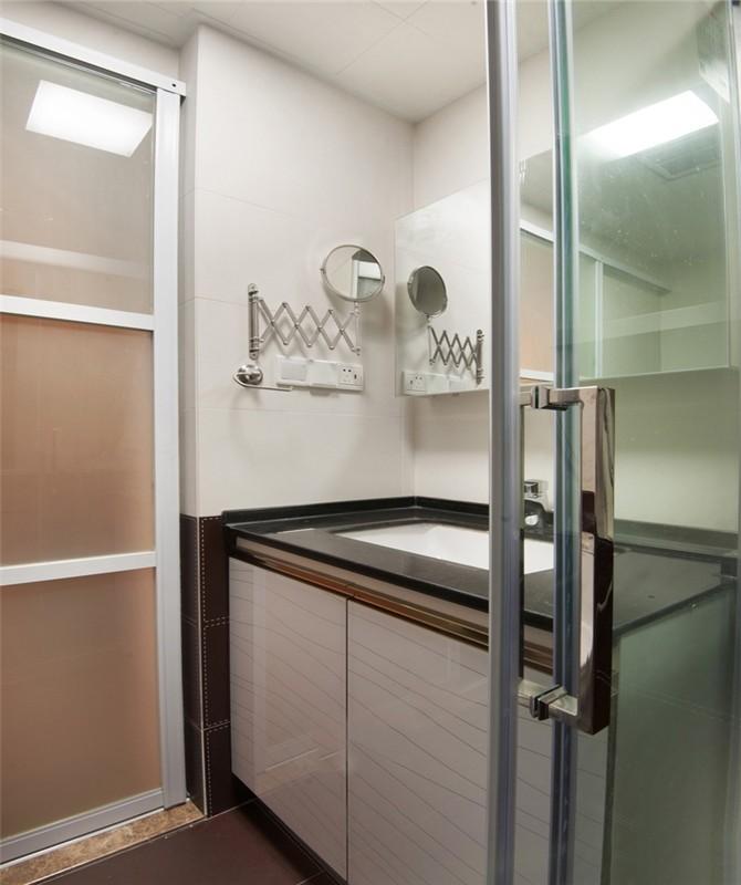 2021北欧卫生间装修图片 2021北欧浴室柜装修图