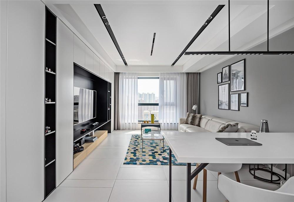 2021现代90平米装饰设计 2021现代小户型装修效果图大全