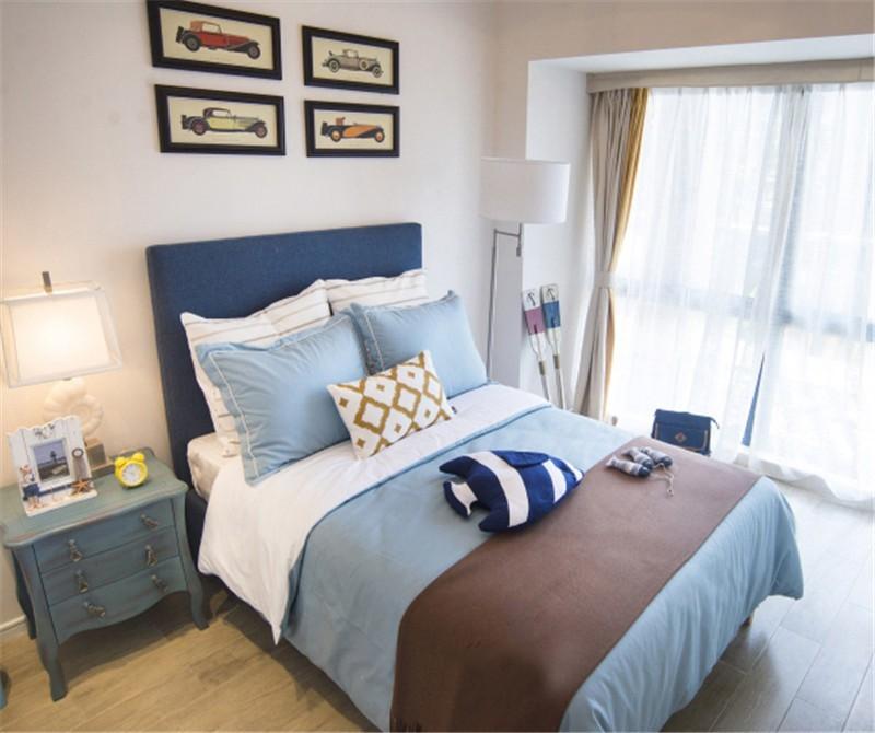 2021地中海卧室装修设计图片 2021地中海背景墙装修设计