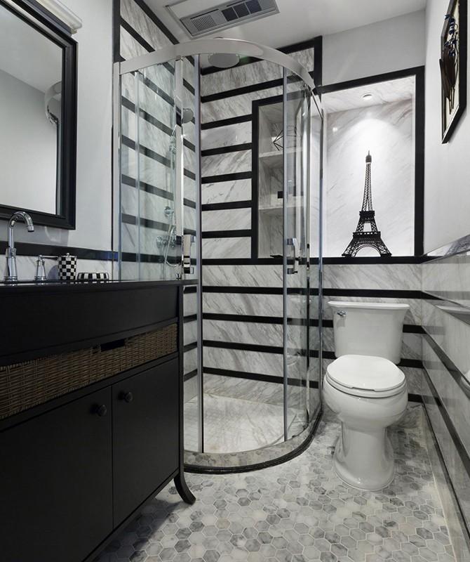 2021简约90平米装饰设计 2021简约三居室装修设计图片