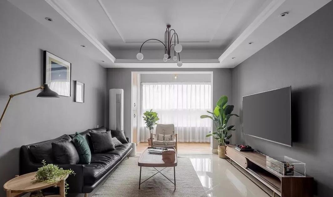 2021简约110平米装修设计 2021简约楼房图片