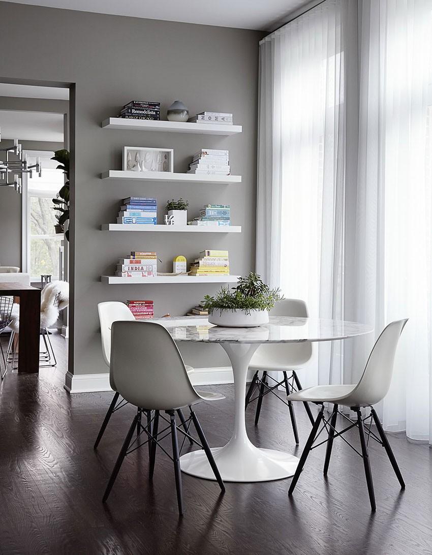 2021简约起居室装修设计 2021简约书桌图片