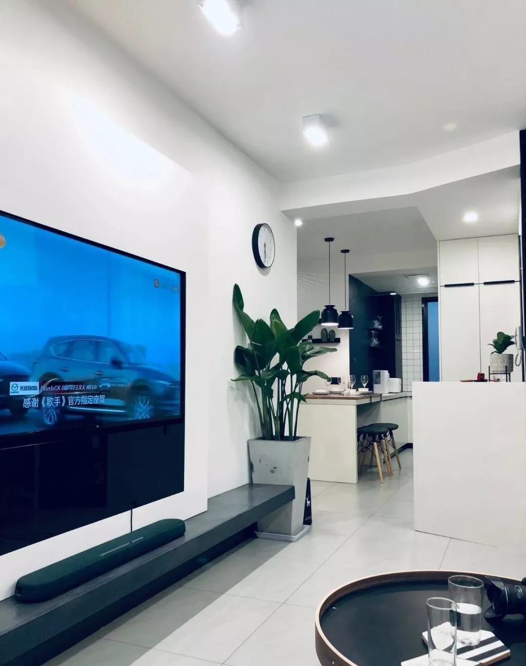 2021简欧客厅装修设计 2021简欧地板效果图