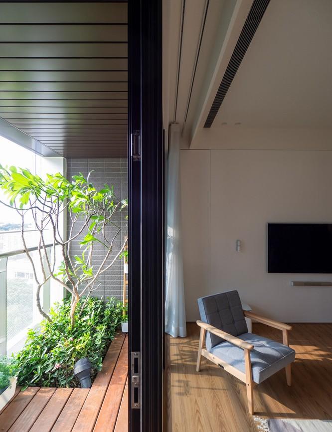 2021简约阳台装修效果图大全 2021简约地板装饰设计