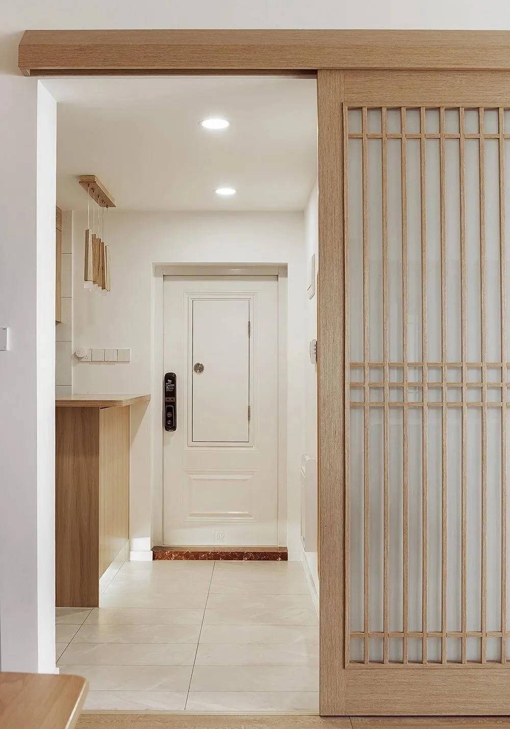 2021日式厨房装修图 2021日式推拉门装修设计