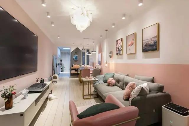 2020简欧70平米设计图片 2020简欧公寓装修设计
