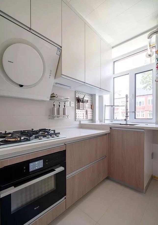 2021混搭厨房装修图 2021混搭橱柜装修设计