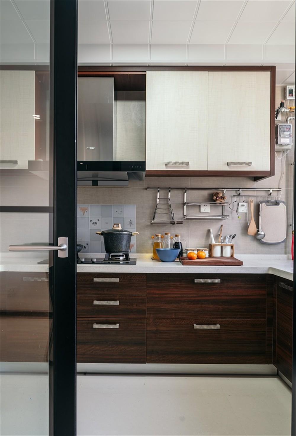 2021现代简约90平米装饰设计 2021现代简约套房设计图片