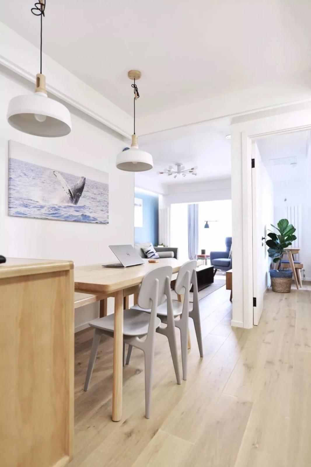 2021简约70平米设计图片 2021简约二居室装修设计