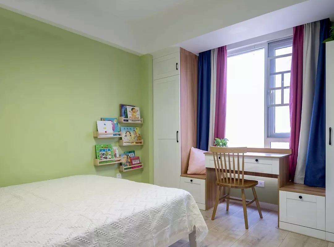 2021欧式儿童房装饰设计 2021欧式窗台图片