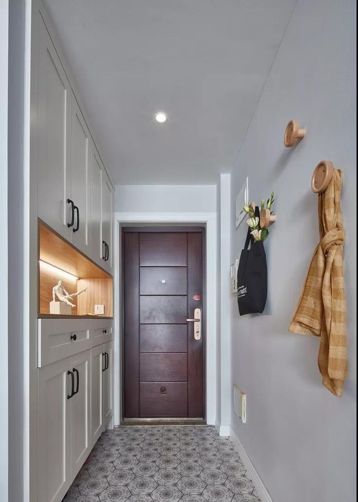 2室1卫2厅75平米欧式风格
