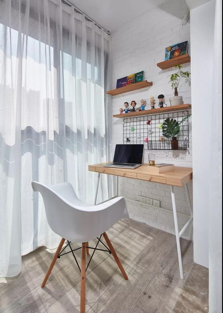 2021欧式阳台装修效果图大全 2021欧式书桌装饰设计