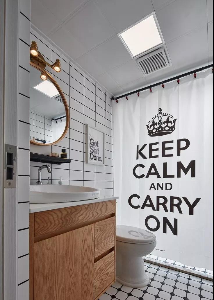 2021欧式卫生间装修图片 2021欧式浴室柜装修图片