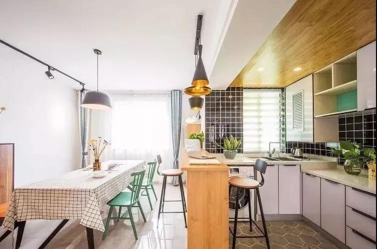 2021简欧70平米设计图片 2021简欧公寓装修设计