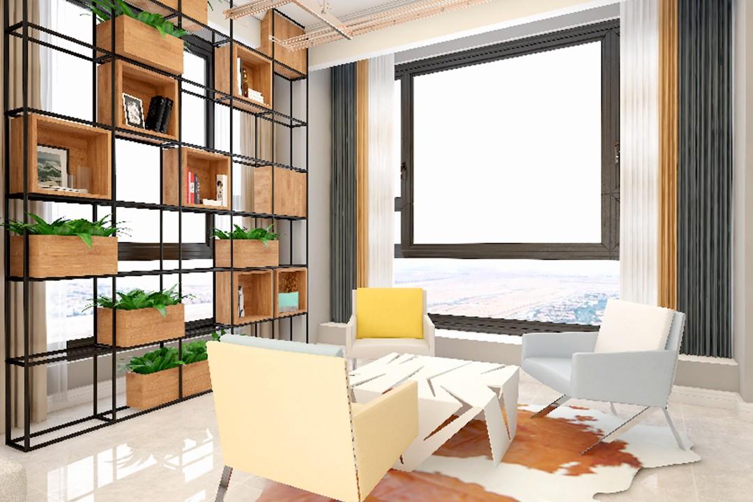 2021现代阳台装修效果图大全 2021现代细节装修图片