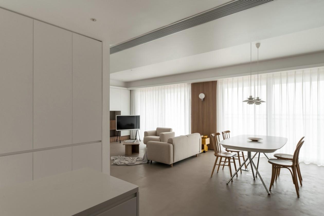 2021简约客厅装修设计 2021简约走廊装修效果图大全