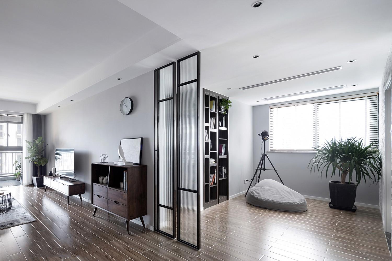 2021现代简约客厅装修设计 2021现代简约飘窗装饰设计