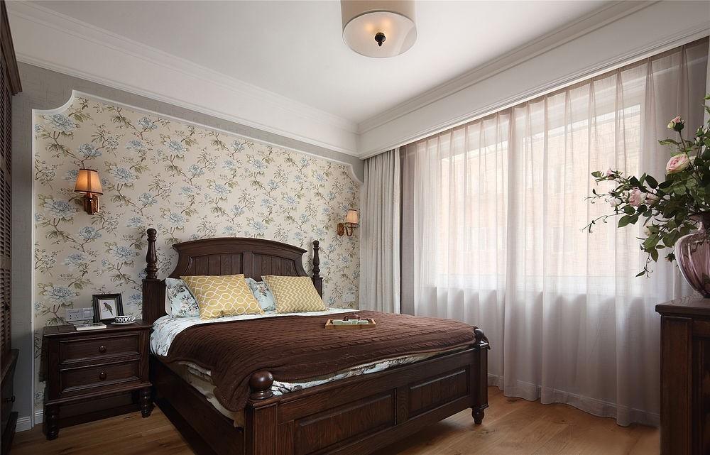 美式三居室115平