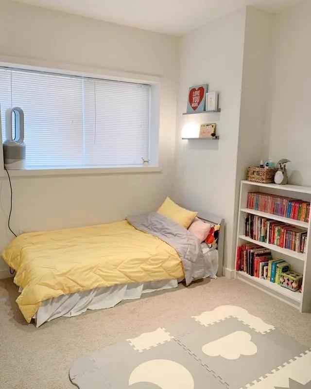 2021欧式卧室装修设计图片 2021欧式书架装修效果图大全