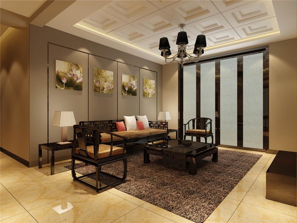 2021现代客厅装修设计 2021现代茶几装修效果图大全